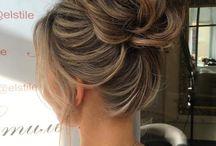 Prom Hair Bun