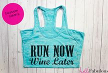 Cute workout clothes :)