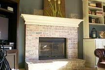 Fireplace Reno/Brick Wall Reno