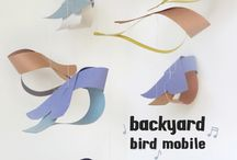 DIY Mobiles and Crafts