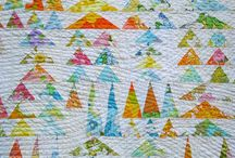 Quilting ideas / by Mary Emmens