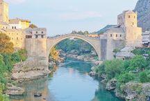 Travel Europe: Bosnia & Herzegovina / Inspiration for your upcoming trip to Bosnia and Herzegovina.