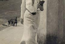 Fashion : Edwardian, Victorian
