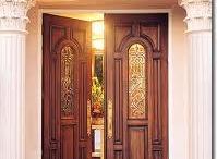 Shut The Front Door  / by Elaine Williamson Designs