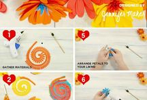 Crafts / Craft ideas and tutorials