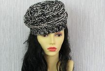 womens hats trendy / Handmade Hats trendy