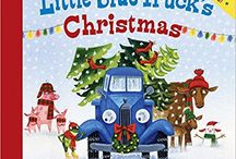 Little Blue Truck Christmas Birthday Party