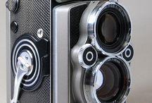 Vintage φωτογραφικές μηχανές