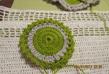 Mis lindas creaciones a crochet