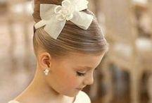 Mias holy communion / Hair