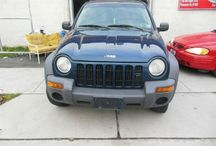 Used 2002 Jeep Liberty for Sale ($4,800) at Paterson, NJ / Make:  Jeep, Model:  Liberty, Year:  2002, Body Style:  Tractor, Exterior Color: Blue, Interior Color: Gray, Vehicle Condition: Excellent, Mileage:114,565 mi,  Engine: 6Cylinder V6, 3.7L (225 CID), Transmission: 4 Speed Automatic with, Fuel: Gasoline Hybrid, 4Wd/Awd ,Front.   Contact; 973-925-5626   Car ID (56672)