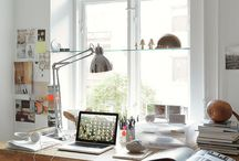 Work Space / A space to work/Home Office