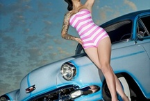 Pin up style / by Katt Henderson