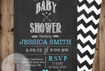 baby shower! / by Willow Evetts