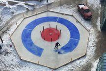 Curling fun