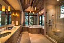 Bathrooms / Take a look at some of NSM's most exquisite bathrooms.