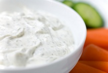 Dips, Spreads, Sauces and Dressings
