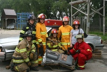 First Aid and Safety / Fun ideas about fire safety, first aid, personal safety, severe weather and emergency response.