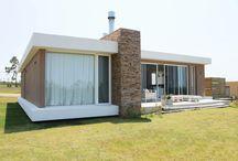 Casas modernas mininalaistas