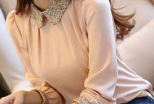vestidos gola
