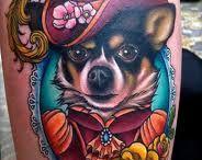 Tatuaze zwierzat
