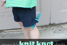 Patronen Bloomers en Shorts