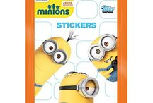 Minions / Merchandise available for the new up and coming film which will be released in June 2015.