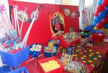kiddos birthday partys / by Jessica Walters