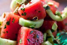 Salads / by Keegan Nitz