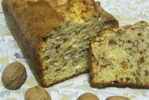 plumcake e banana bread