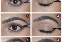 Make Up Tricks and How To