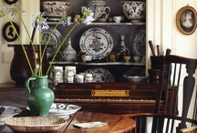 English Decor and Style... / Its the Classic English style.....Love it!!