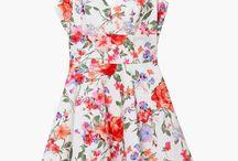 Dresses / Amazingly enough, it's about dresses.