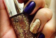 nail art and paint