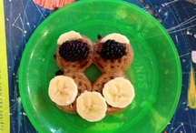Cook with Your Kids / Entertain your kids and get them to eat healthy stuff!