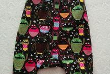 Barnkläder och prylar