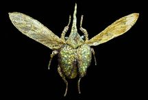 Artificial bugs / Artificial bugs, insects