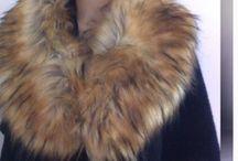 Warmer neck  fur