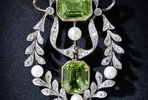 Peridot Jewelry / Fine Jewelry for August's Birthstone, Peridot