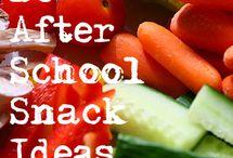 Children's food/snack ideas / My girls aren't fussy but always good to get new ideas