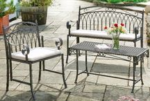 Garden Furniture / See our favourite garden furniture pieces from swings sets to benches to dining tables and chairs. Whether you're looking for metal, wood or plastic we have the perfect set to suit!