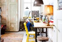 Interiors/Exteriors / by Esther LF