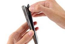 Utskifting av Samsung Galaxy S5 bakdeksel