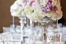 Wedding decor-pastels