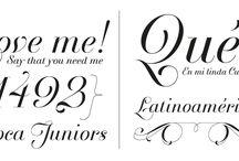 Amazing Typography / by Pamela Shecter