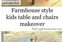 Mattie table and chairs