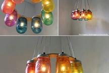 Lámparas y poteras