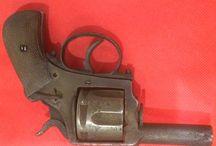 Belgischer Bulldog Revolver / Belgischer Bulldog Revolver