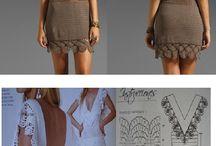 Φορέματα βελονάκι