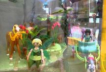 KID'S LAND, AT THE FAIR (PLAYMOBIL)